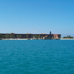 Fort Jefferson from our anchorage